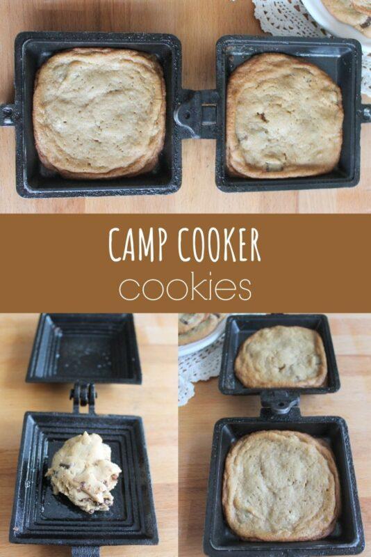 Camp Cooker Cookies
