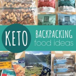 keto backpacking food ideas