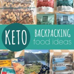 keto backpacking food ideas