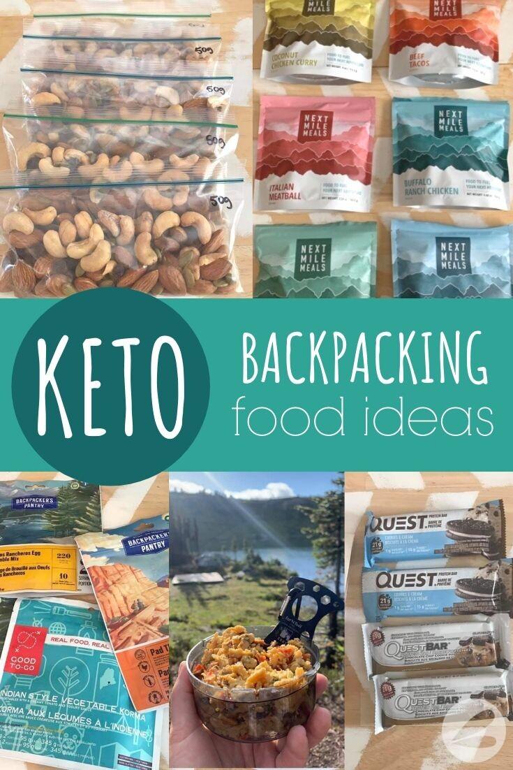 Keto Backpacking Food Ideas Homemade Heather