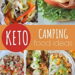 keto camping food ideas