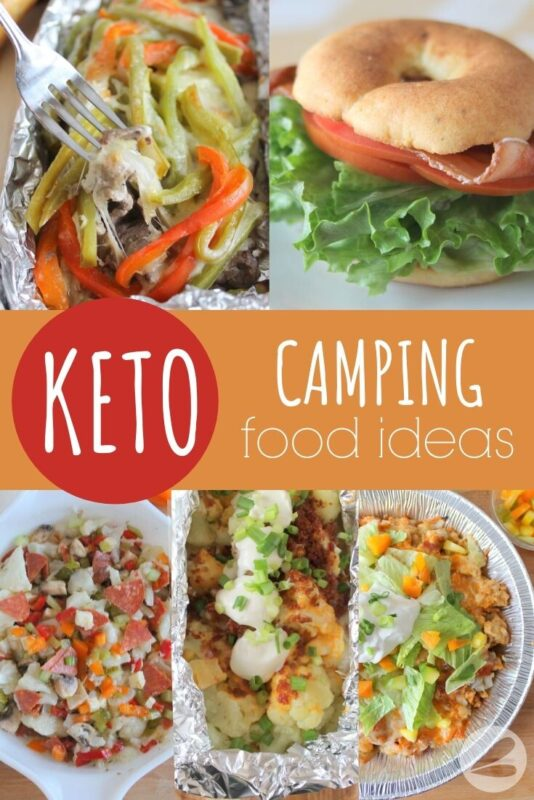 Keto Camping Food Ideas