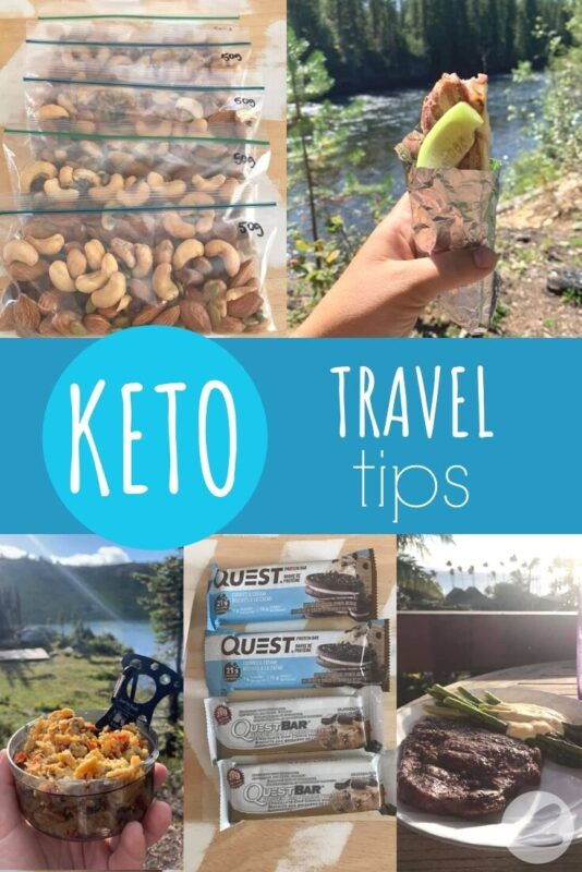 Keto Travel Tips