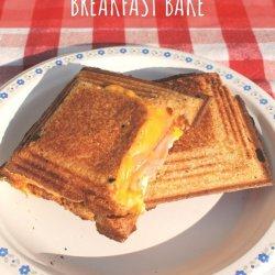 pie iron breakfast bake recipe