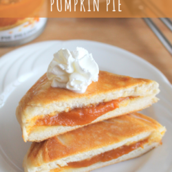 pie iron pumpkin pie recipe