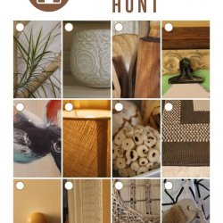 Indoor Photo Scavenger Hunt