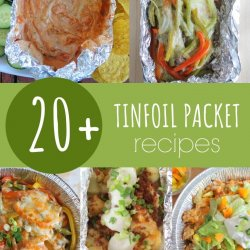tinfoil packet recipes