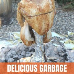 garbage can turkey recipe
