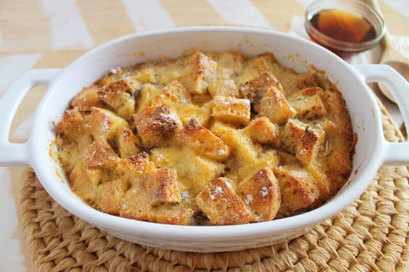 keto french toast casserole