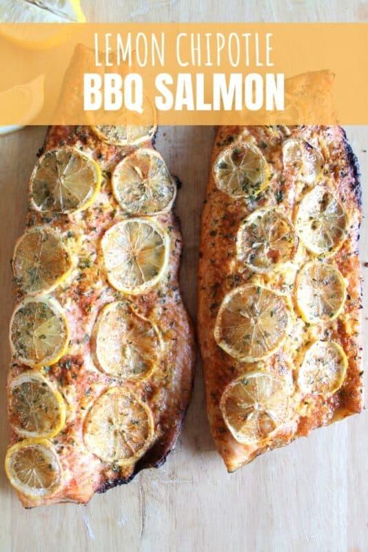 lemon chipotle bbq salmon