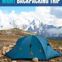 how to pack for a two night backpacking trip
