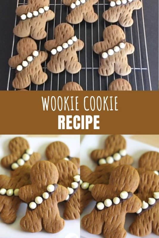 wookie cookie recipe