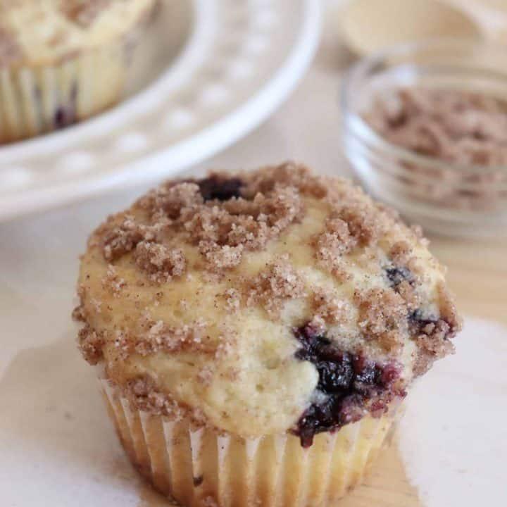 Saskatoon Muffins