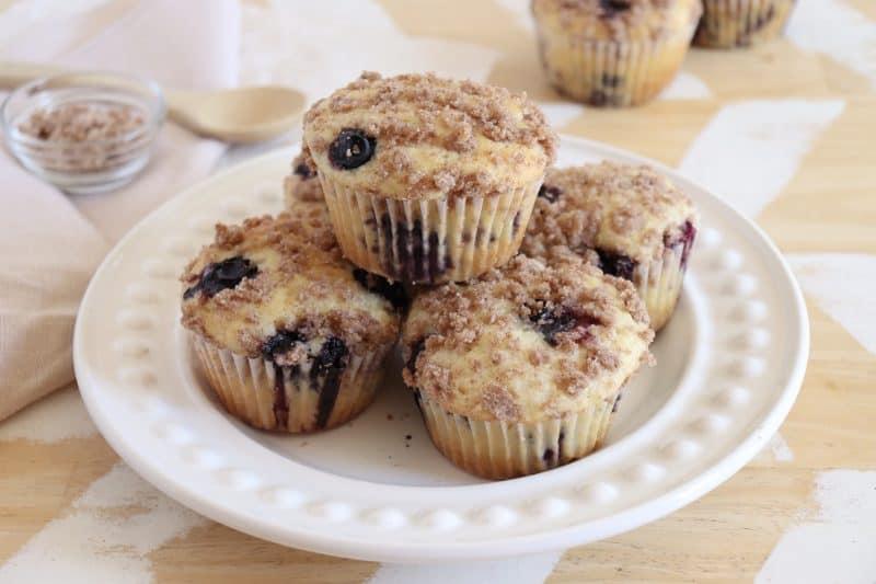 Saskatoon Muffin Recipe