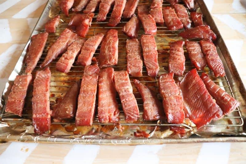 keto smoked salmon