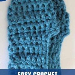 easy crochet slipper pattern