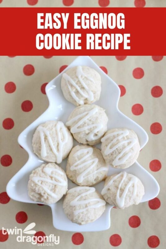 easy eggnog cookie recipe