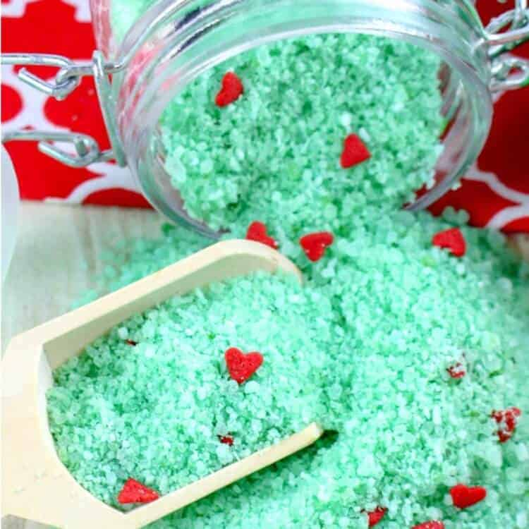 the grinch christmas bath salts s