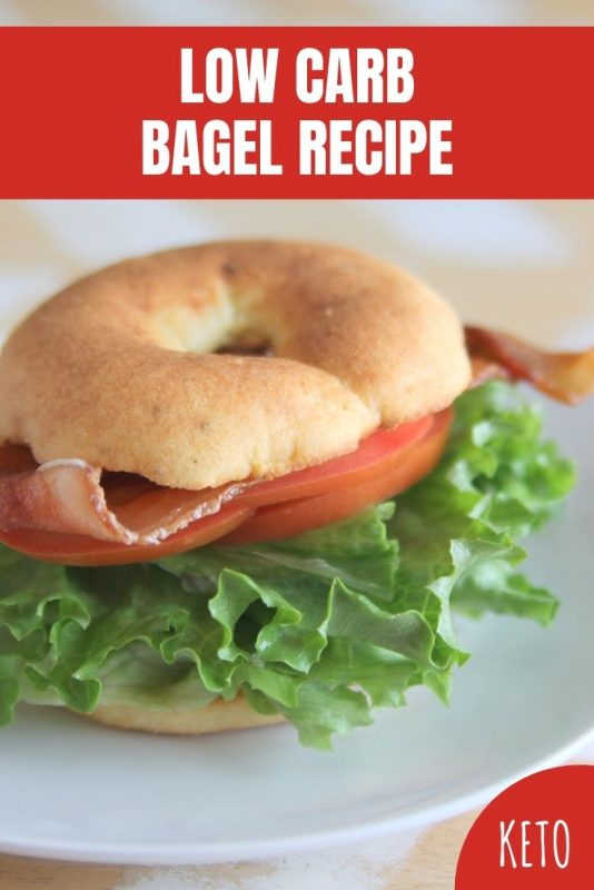 low carb bagel recipe