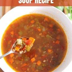 yummy hamburger soup recipe